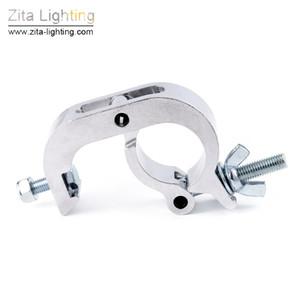 Zita Éclairage Scène Clamp Trigger Clamp 330lb Capacité de Charge Aluminium Trusses Crochet d'éclairage Dispositif Luminaire Équipement Accessoires Partie