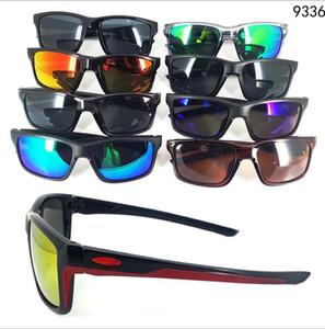 Lunettes de soleil éblouissantes de designer SUMMER, sports de lunettes de soleil de mode pour femmes, revêtements réfléchissants Beach Biking Style 8 couleurs Bon MOQ = 10pc