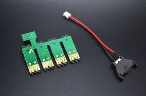1set 252 Puce 252XL ARC pour epson WorkForce WF-3620 WF-3610 WF-7620 3640 7610 7620 WF-7110 puce CISS