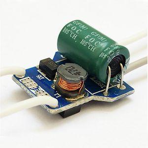 Baixa Voltagem LED Driver MR16 Lâmpada 5-7 W Impulso de Corrente de Entrada Constante AC / DC12V Led Unidade de Alimentação para Lâmpada 20 pcs