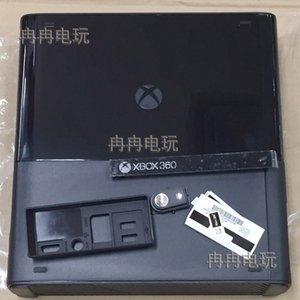 Casa de proteção completa Habitação Shell Case para XBOX360E XBOX360 E sistema de console Slim Preto