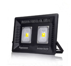 Garantía 5 años a prueba de agua IP67 Foco Iluminación para exteriores Proyector de jardín Pared Lámpara Refletor 110V 220V 50W 150W 100W Led luz de inundación LLFA