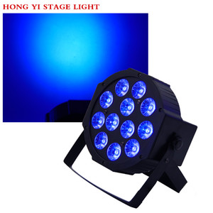 1pcs / RGBW 4in1 12X12W LED PAR Lights 4/8 CH dmx512 stage professional dj equipment