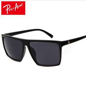 Pro Acme Square Sunglasses Men Brand Designer Mirror Photochromic Oversized Sunglasses Male Sun glasses for Man