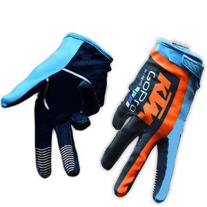 Guantes de ciclismo 2017 KTM Tour de France guantes TEAM guantes de bicicleta para bicicletas con almohadillas de gel
