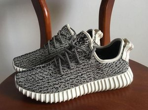 2019 nouvelle vente chaude Kanye West Chaussures V1 Oxford Tan Moonrock Pirate Black Turtle chaussures de course Dove 1s Chaussures de sport lzfsport Athletic