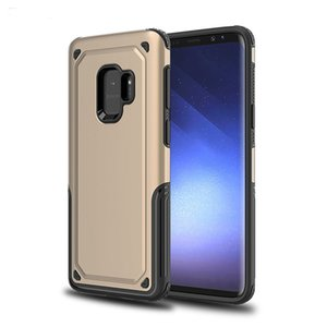 For Iphone X 7 7 plus 6 6 plus Defended Armor phone cse For Samsung Note S8 S8 plus Note 8 With OPPBAG