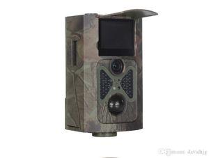 Открытый оленя след фото фотоловушек водонепроницаемая Цифровая 16 Мп камеры 3G ХК-550г и WCDMA камера тропки Звероловства HC550G с 24LEDS