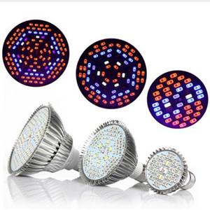 Led Grow lights 30W 50W 80W Полный спектр Светодиодный светильник для выращивания растений E27 LED Садоводство Grow Light для садового цветения Система гидропоники