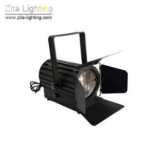 2 Pz / lotto Zita Lighting LED COB Par Lights 200 W Stage Lighting Par Lattine Bando Strobe Wall Washer Apparecchio Apparecchio DJ Disco Theater Effect