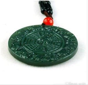Commercio all'ingrosso - Xinjiang Hetian Sapphire zodiaco cinese carta pettegolezzi modelli maschili e femminili pettegolezzi marchio ciondolo Yuxing