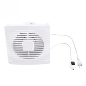 20W 220V Ventilador de escape montado en la pared Bajo nivel de ruido Hogar Baño Cocina Aire Ventilación Ventilación 2018