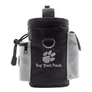 Snack Puppy Dog Pet Bag Mãos Obediência Impermeável gratuito agilidade Bait Formação Alimentar Treat Pouch Train Pouch LJJA3550-2