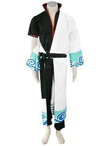 Gin Tama Gintoki Sakata Costume Cosplay