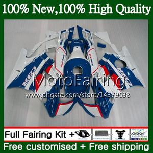 Vücut Honda CBR 600F2 93 FS CBR600 F2 91 92 93 94 AAMF16 CBR600FS CBR 600 F2 CBR600F2 1991 1992 1993 1994 Mavi Beyaz Perazik Kaporta