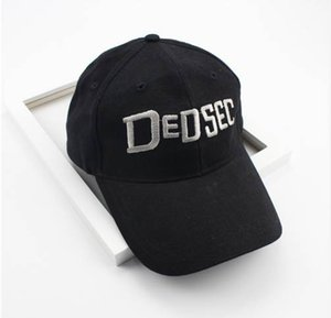 2pcs Face Mask And Hat Game Watch Dogs 2 Cosplay Wd2 Marcus Holloway Cosplay Dedsec Hats Cap