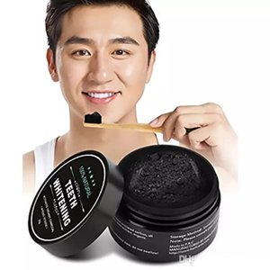 2018 hot sales All Natural and Organic Activated Charcoal Teeth Whitening Tooth and Gum Powder Total teeth Whites 30g