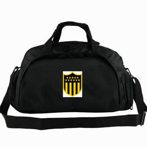 Penarol вещевой мешок Атлетико клуб тотализатор Пинероло Футбол 2 способ использования рюкзак футбол камера команда плеча вещевой Спорт слинг пакет