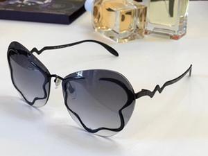 Luxury 2060 Occhiali da sole per donna con protezione UV Designer Vintage Full Frame Full Frame Top Quality Come With Packag