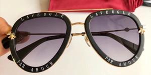 Luxury 2208 Occhiali da sole per Donne Designer Popolare Fashion 2208S Ovale Full Frame Summer Style Top Quality Protezione UV Lenti Viene fornito con custodia