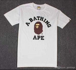 Japanische Tide Marke Cartoon Printing T -Shirt Männer Frauen Lovers Fund Rundhals Kurzarm-T-Shirt