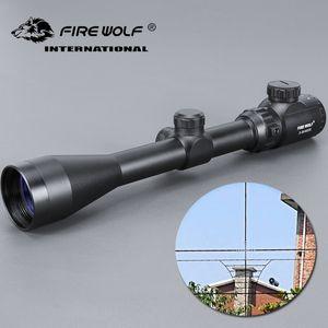 3-9x40 EG Jagd Umfang Outdoor Absehen Anblick Optik Sniper Deer Taktische Jagd Scopes Taktische Zielfernrohr Jagd Scope