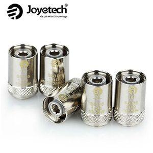 Joyetech Cubis Coil Head BF SS316 Bobina de acero inoxidable 0.5 ohm / 1.0 ohm / 1.5 ohm / 0.6ohm para el ego aio