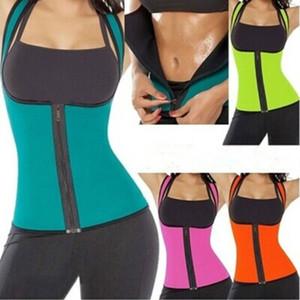 Hot Neoprene Body Shaper Slimming Waist Trainer Cincher Vest Women Shapers