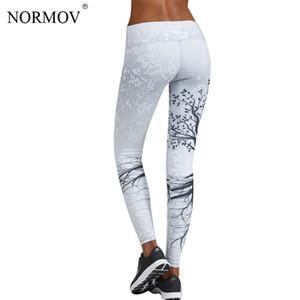Moda 3d Baskılı Tayt Kadın Push Up Yüksek Bel Tayt 3d Dijital Ağaç Polyester Baskı Ince Toptan Harajuku Legging Xs-L