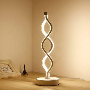 Moderno Creative Eye Protect Table Light AC 90-260V lámpara de mesa romántica para sala de estar dormitorio decoración para el hogar