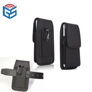 Para Tecno Phone Case Cover Oxford Bolsa de tela Universal Belt Clip Holster Wallet New Trend 2019