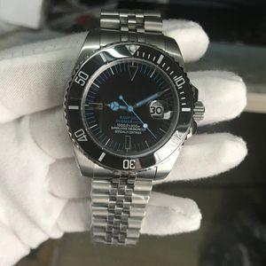 Nouveaux rôles V3 Mens Watch lunette en céramique Saphir verre automatique 2813 en acier inoxydable Jubilé Bracelet solide fermoir