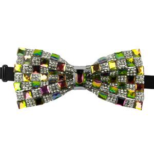 2018 mens frauen marke luxusrhinestones fliege hochzeit krawatten bowtie bowknot hommes vlinderdas pajaritas hombre noeud papillon