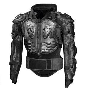 Casaco de armadura para adultos Sports Safety Back Support Anti queda roupas de corrida protetor cavaleiro proteção terno esporte armadura