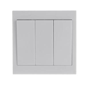 433 ميجا هرتز مثبت لاسلكي للتحكم التبديل 86 لوحة الحائط الارسال المنزل الذكي تحكم التبديل