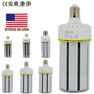 NOVITÀ 80 100 W 120 W 150 W LED Lampadine per mais con ingresso Ventola di raffreddamento Alta luminosità E39 E40 Base AC85 ~ 265 V Luce di mais UL