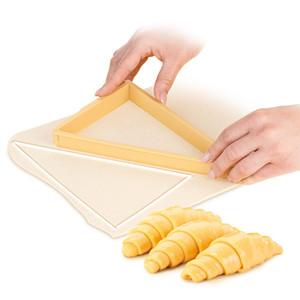 Plastik Kruvasan Kesiciler Ekmek Hattı Kalıp Tatlı Stamper Rulo Makinesi Pişirme Pasta Araçları Bakeware Mutfak Alet Aksesuarları