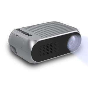 Portable Video Projector LCD Mini Projector Support HD 1080P Multimedia Home Theater Cinema Projector Great for Party  Game TV Show Camping