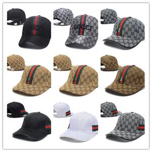 Wholesale Fashion NEW 2018 polos Casquette de golf plaine réglable Femmes et hommes Casquettes de baseball Casquettes de baseball