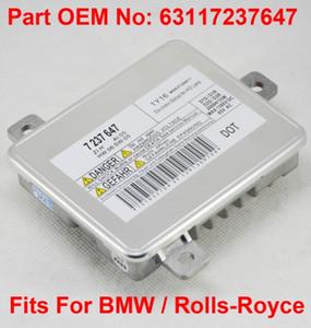 1 PCS 12 V 35 W D1S D1R D2S D2R OEM HID Xenon Phare Ballast Ordinateur De Commande Unité De Voiture Numéro De La Voiture 63117237647 Convient Pour BMW Rolls-Royce