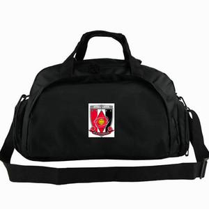 Bolso de mano Urawa Red Diamonds club tote Fútbol mochila de uso doble Equipaje de fútbol Bolso de hombro del equipo Sport sling pack