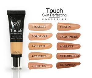 Dropshipping Younique Liquid Foundation Mineral Touch perfeccionamiento de la piel Crema corrector BB Cream Maquillaje Cosméticos faciales naturales 10