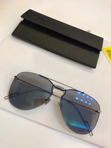Últimas vendendo moda popular 0222 mulheres óculos de sol dos homens óculos de sol homens óculos de sol Óculos de sol de qualidade superior óculos de sol UV400 lente com a caixa