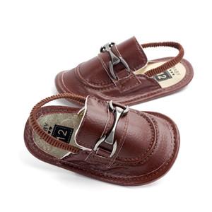 Sandals for Boys Baby Boy Shoes Fashion PU Shoes Child Summer Baby Sandals Slipper Baby Boy Sandals