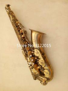 Nuovo strumento musicale di arrivo YANAGISAWA T-992 Bb Tenore Sassofono di alta qualità Ottone Corpo bronzo antico Sax con bocchino