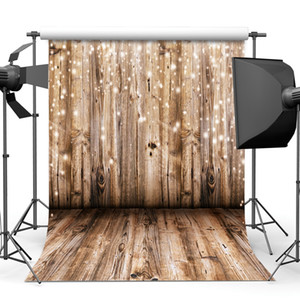 5x7ft madeira pano de fundo Fotografia de vinil Fundo de madeira Piso Fotografia Padrão backdrops Home Decor Wallpapers Estúdio Props