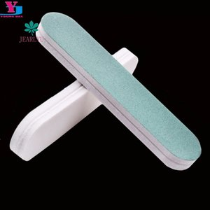 new 10pcs Nail Buffer File Block Mini Sponge Buffing Sanding Polish Grit Polisher  apparatus for manicure c54