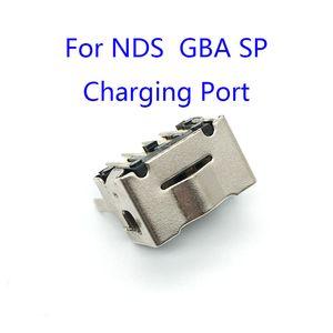 Presa di ricarica del connettore della porta del dock del caricatore del caricatore di potere per NDS GBA SP di alta qualità VELOCE VELOCE