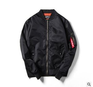 2017 la nueva chaqueta de chaqueta para el traje de vuelo de los hombres, la plataforma de comercio exterior y los fabricantes europeos y americanos.