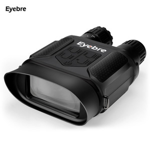 Eyebre 400 M Dijital Kızılötesi Gece Görüş Dürbün Kapsam HD Fotoğraf Kamera Video Kaydedici Avcılık Optik Sight Kapsam Dürbün HD Kamera